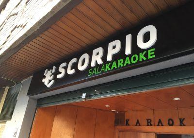 Scorpio Sala de Karaoke