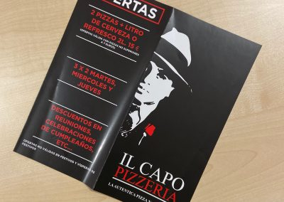 Il Capo Pizzería
