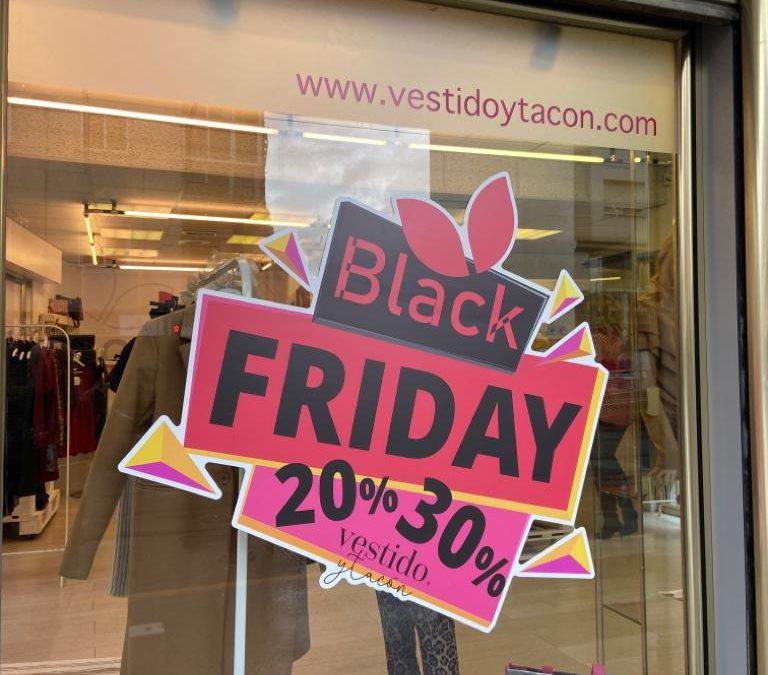 ¡Ya viene el Black Friday!