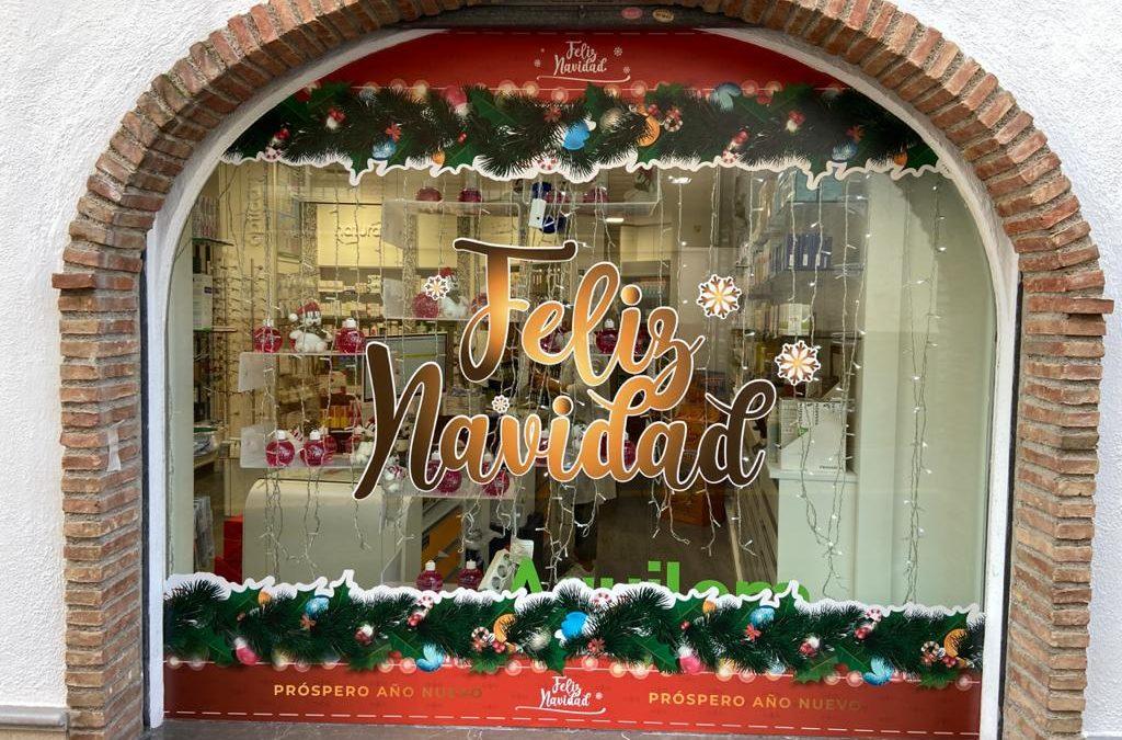 Un toque navideño para tu negocio, desde tan solo 30 euros