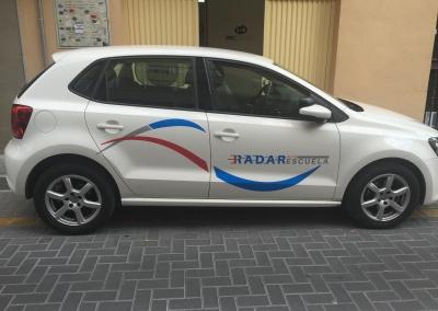 Radar Autoescuela