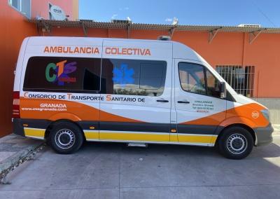 Ambulancia CTS