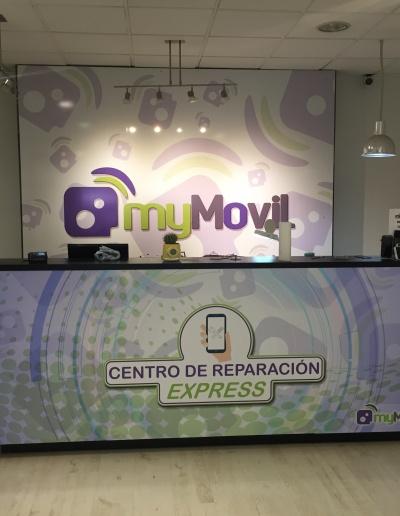 Mostrador mymovil