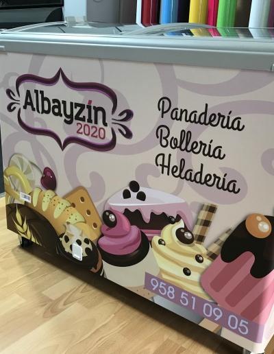 Nevera Albayzin2020