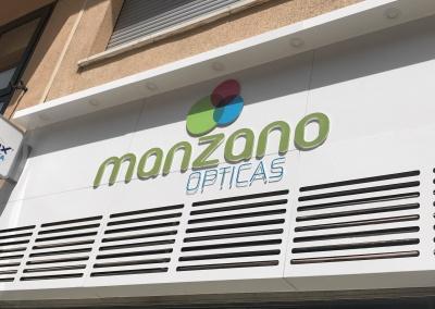 Ópticas Manzano
